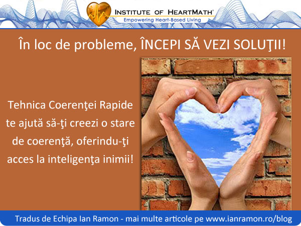 vindecare cardiovascular, tratamente cardiovasculare coerenta inimii, tratament cardiovascular