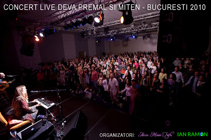 Concert Deva Premal si Miten - Bucuresti - oct.2010 (cu titlu)