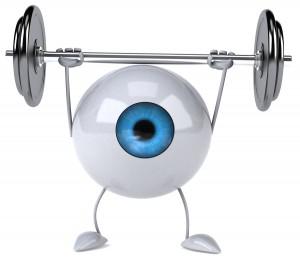 Muschii ochiilor antreneaza poza blog ian ramon