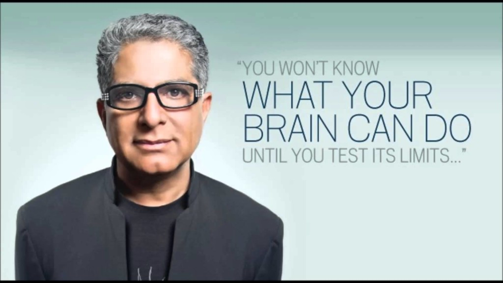 deepak chopra - blog ian ramon