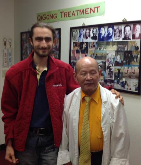 Ian Ramon si Zhou