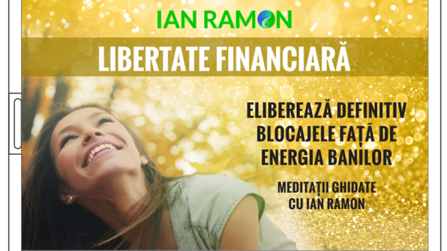 Cover small abundenta financiara IAN RAMON