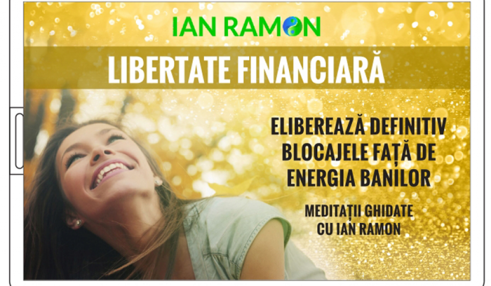 Cover small abundenta financiara IAN RAMON